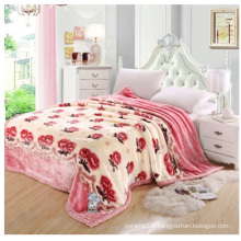 Promotional Blanket Winter for Gift, Thickening Double Blanket
