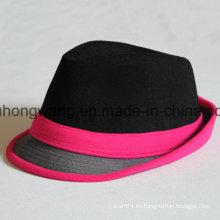 Sombrero al por mayor de Fedora del caballero, gorra de béisbol de los deportes