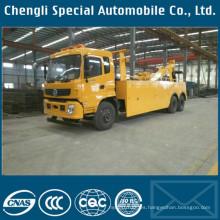 Camiones pesados de la recuperación de la grúa 4X4 Camiones de remolque de China