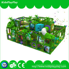 Wenzhou Children Plastic Games Jungle Theme Indoor Playground