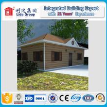 Small Living Modular House Inicio