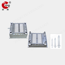 Syringe Plunger Stainless Steel Injection Mould Maker