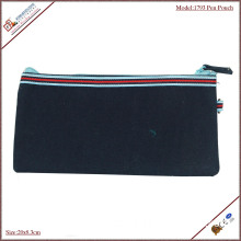 New Stylish Polyester Pencil Bag with Zipper (1793)