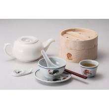 """Меламин """"естественный цвет""""серии чаша для риса/супа меламина чаша (NC2088)"""