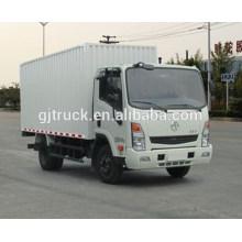 Dayun marca 4X2 drive camioneta para 3-28 metros cúbicos