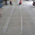 gabions de prix de fil galvanisé à mailles soudées à chaud