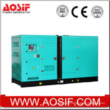 AOSIF low noise soundproof generator, super silent diesel generator set
