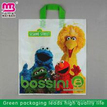Konkurrenzfähiger Preis wunderbare Qualität Kunststoff LOOP HANDLE BAG für die Verpackung
