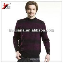 классический жаккардовые мужские кашемировые свитера