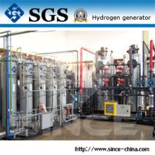 Planta de craqueo de metanol para la generación de hidrógeno