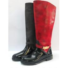 2015new моды дождя сапоги экологической последний дизайн женщин резиновые сапоги женские резиновые сапоги д-685