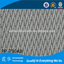 Woven filter cloth for sugar industry