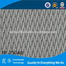 Tecido tecido de filtro para indústria de açúcar