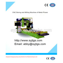 High speed CNC Boring and Milling Machine of Metal Planer