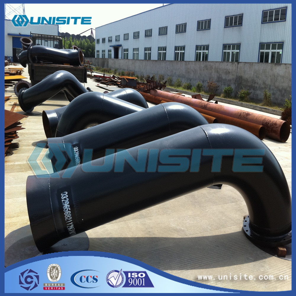 Steel Jet Bend Pipe