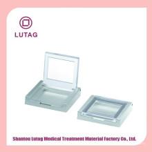 Fard à joues vide conteneur cas cosmétique et boîte compacte cas de poudre