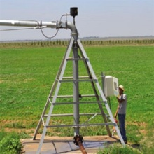 Wheel water center pivot irrigation system for sale
