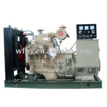 20KW Motor Generator gesetzt