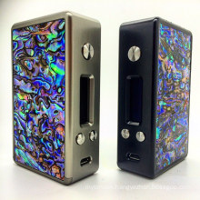 Efusion Duo DNA200 Nz Abalone Vapor E Cigarette Box Mod Efusion Duo 200W Box Mod with Temper Control