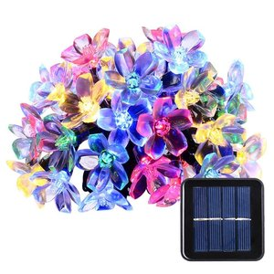 Lampu String Solar LED