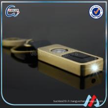 Porte-clés de promotion avec lumière