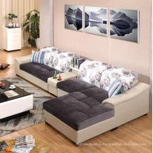 Напечатанные на заказ ткани нового дизайна диван ткани