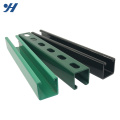 Galvanized Steel Slotted Solar Panel Supporting C Channel