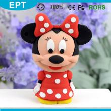 PVC Mini Minnie Maus USB Flash Drive (EC007)