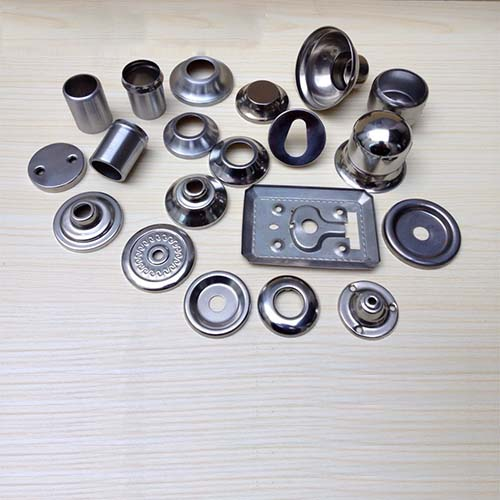 Stamp Parts Fabrication