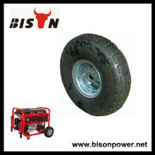 BISON Китай Тайчжоу Хороший генератор качества 10inch Air-inflated wheel с заводской ценой