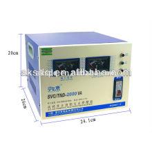 SVC-2000VA ,servo motor type, single phase, AC automatic voltage regulator(avr),stabilizer                                                                         Quality Choice