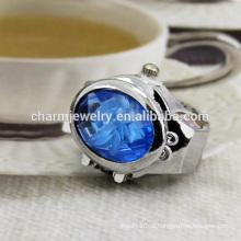 Atacado 2016 Ring Watch Moda Anel Relógio Metal Ring Watch Design para o estudante JZB006