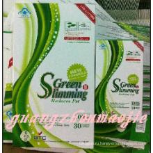 Зеленый для похудения вес потеря капсула (MJ21)