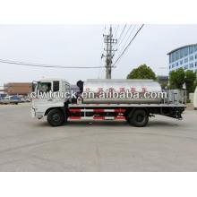8000L-10000L distribuidor de asfalto móvil, camión de distribución de asfalto, vehículo de aspersión de asfalto, distribuidor de asfalto, distribuidor de asfalto,