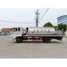 8000L-10000L distributor de asfalto móvel, caminhão de distribuição de asfalto, carro de pulverizador de betume, distribuidor de asfalto,
