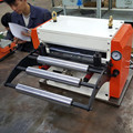 Stainless steel coil strip automatic nc servo feeder machine