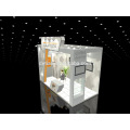 Shanghai design and build trade show expo booths, trade show modular exhibition stands system