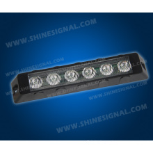 LED Light Head Strobe Warning Flash Light (S35)
