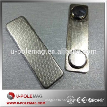 hot sales high quality and strong power magnet badge holder