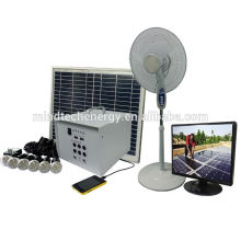portable 12v dc Solar System Price for Home Use
