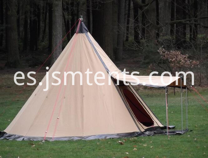 how to make teepee tents