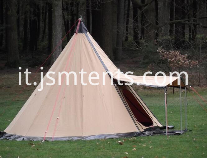 Outdoor Tipi Tents
