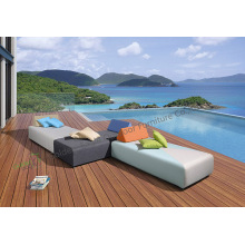 Sedia moderna per piscina per esterno / coperta