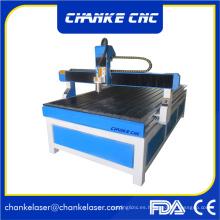 Máquina de grabado de corte CNC costo-efectiva para el cuero de acrílico / madera / madera contrachapada
