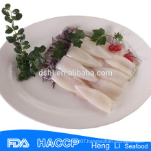 Frozen ring flower fillet tube
