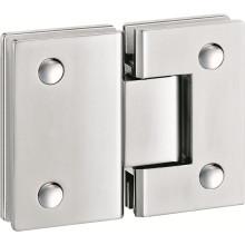 Hardware dobradiças de vidro porta do chuveiro