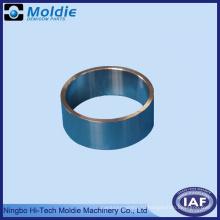 Высокой точности нержавеющей стали части CNC подвергая механической обработке, что делает