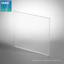 OLEG factory price professional customized acrylic led light guide plate lgp sheet