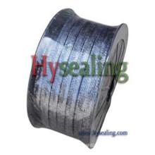 Embalagem de fibra de aramida sintética grafitizada com boa condução de calor