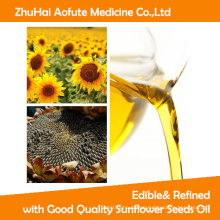Edible& Refined with Good Quality Sunflower Seeds Oil